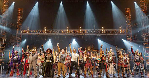 Мюзикъл We will rock you, 2013