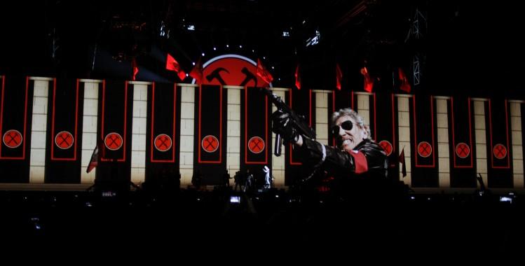 Концерт на Роджър Уотърс, 2013